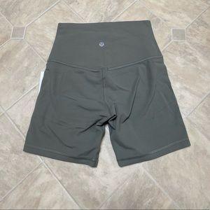 lululemon athletica Shorts - 🆕 NWT Lululemon Align Shorts High Rise Grey Sage